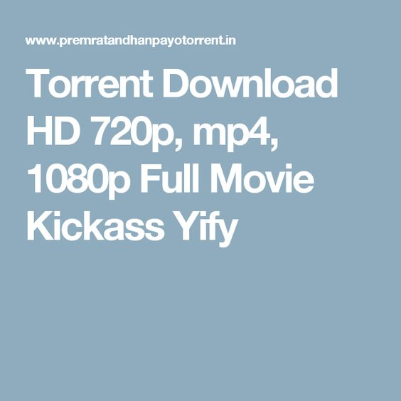 hd mp4 movies 1080p torrent