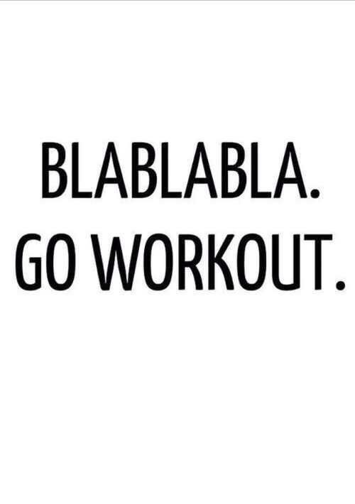 Workout! #motivational #fitness #fitspirational: