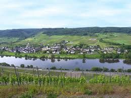 Duitsland reizen en vakantie: Lösnich romantisch wijndorp aan de Moezel
