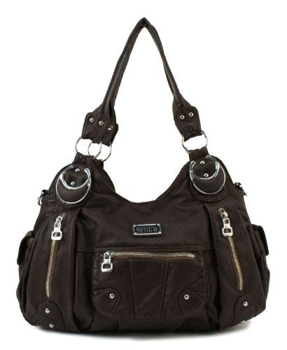 Scarleton Zip Pocket Shoulder Bag H139721 - Coffee Scarleton http://www.amazon.com/dp/B00HX3KC3W/ref=cm_sw_r_pi_dp_ODGOub14QNQM0