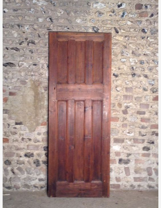503 - 6 Panel 3 over 3 1920s Internal Door & 503 - 6 Panel 3 over 3 1920s Internal Door | Historic doors ... Pezcame.Com