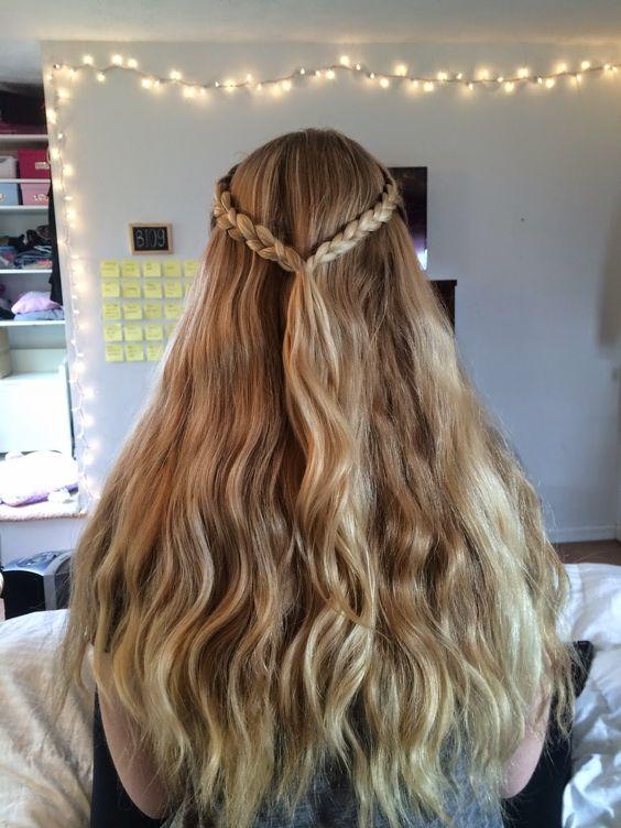 ... heatless hair styles Crafts Pinterest Heatless Hair, Hair Style