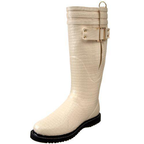 Click Image Above To Purchase: Ilse Jacobsen Women's Rub 17 Rain Boot