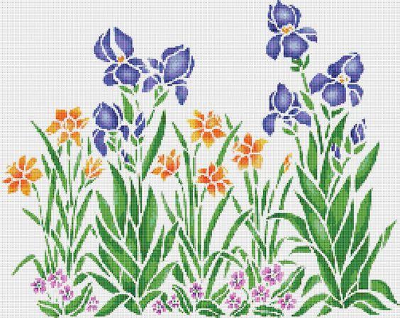Cross Stitch Pattern Cross Stitch Patterns by xstitchpatterns