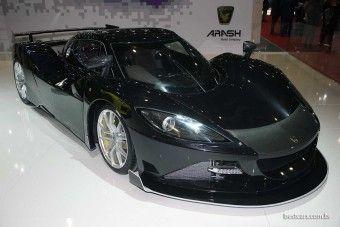 Arash AF10 Hybrid