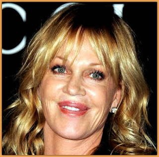 I like her as an actress...she should have let nature take its course...Melanie Griffith