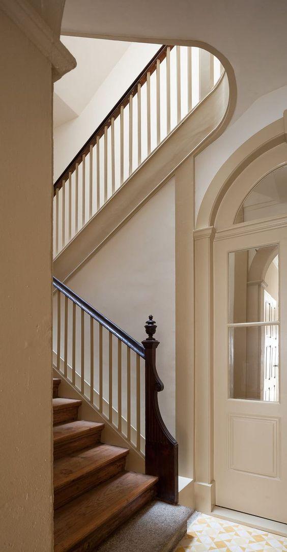 Fresh Stairs Decoration