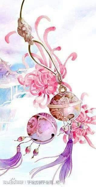 Asian fantasy art, digital illustrations and character studies. Amazing matte paintings