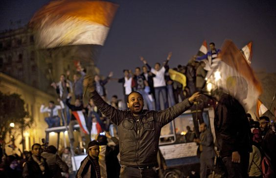 Social Media Sparked, Accelerated Egypt's Revolutionary Fire | Wired #DePaulMDC500