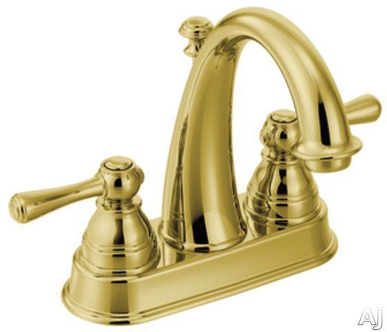 Moen Kingsley 6121p Bathroom Faucets Brass Bathroom Faucets