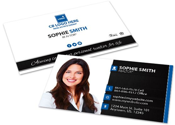 Coldwell Banker Business Cards Coldwell Banker Business Card Printing In 2020 Lawyer Business Card Realtor Business Cards Keller Williams Business Cards