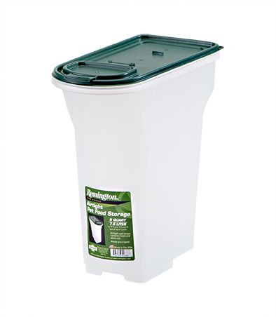 Small Airtight Pet Food Storage Container