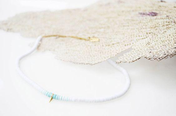 Mykonos Short Single Necklace