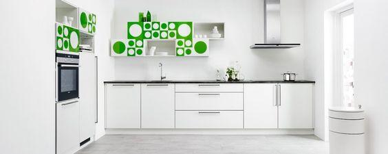 duro - verner panton, idée de décoration kvik | cuisine blanche