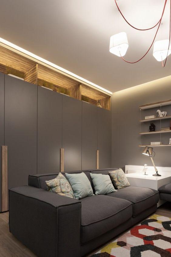 Apartment in Ukraine by SVOYA Studio 18
