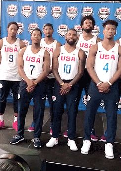 sports-and-everything-else:The 2016 USA Basketball Men...