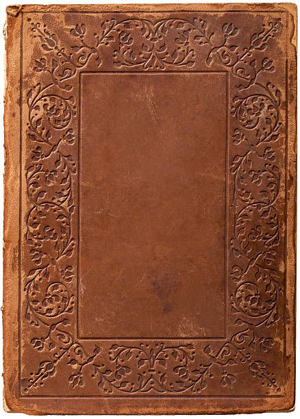 Old Leather Book Cover Background Stock Photo Scrapbook Cover Leather Book Covers Book Cover Background