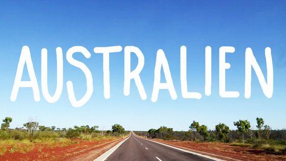 Australien # OZsome Roadtrip durchs Wunderland