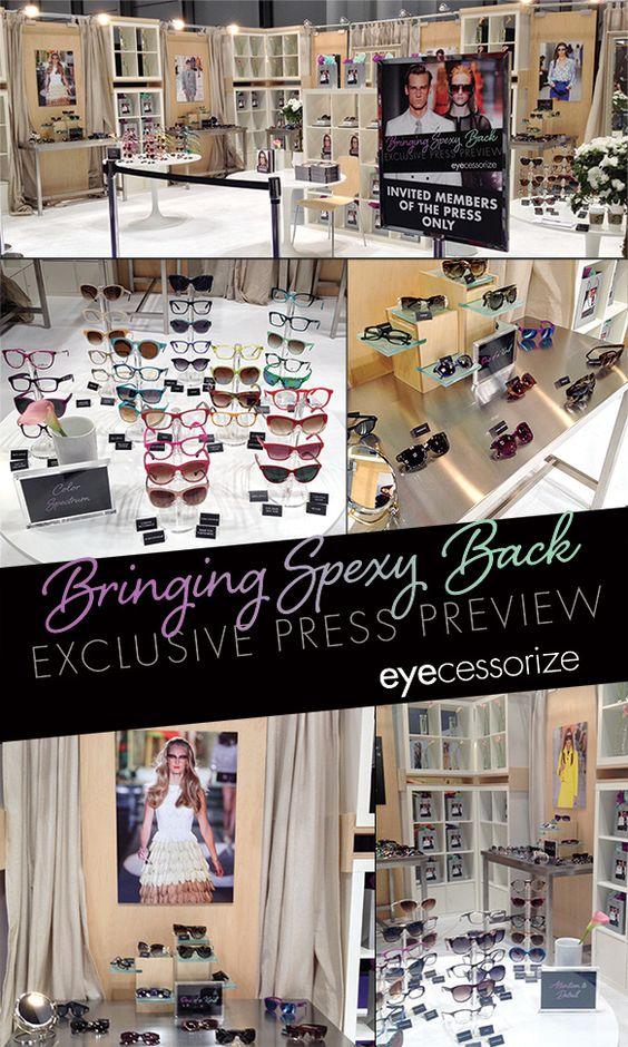 Bringing Spexy Back with Fashion's Media Mavens: http://eyecessorizeblog.com/?p=5682
