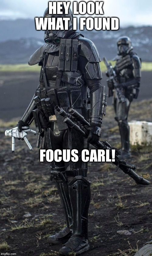 Every military unit has a carl