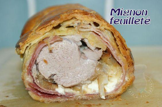 Mignon feuilleté > Filetto mignon in sfoglia