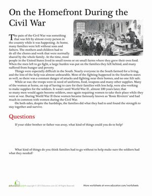 Worksheet History Worksheets For 4th Grade war articles and civil wars on pinterest third grade history worksheets life during the war