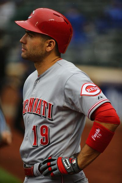 Joey Votto Photos - Cincinnati Reds v New York Mets - Zimbio