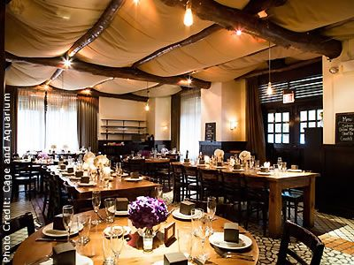 Chicago Restaurants With Private Dining Rooms Interesting Osteria Via Stato Downtown Chicago Private Dining Downtown Chicago Inspiration