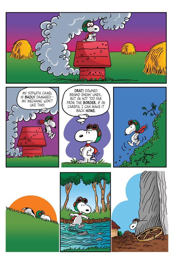 KaBOOM Peanuts Series 2 #5 - Behind Enemy Lines! 2