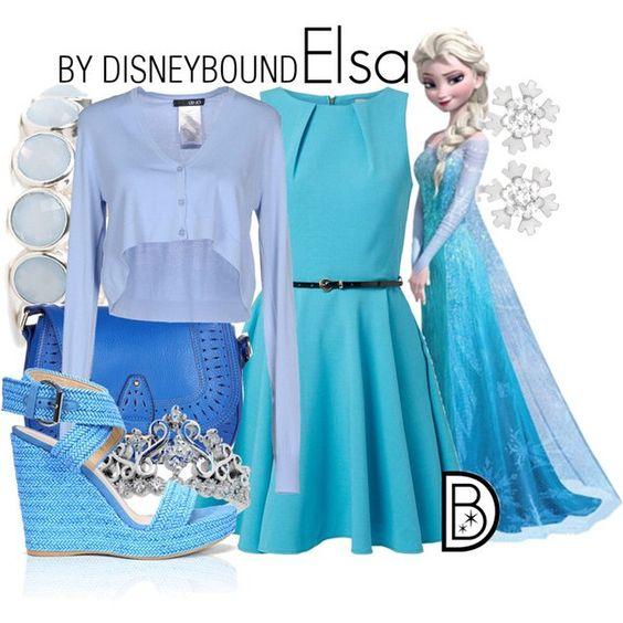 SnapWidget   ❄️❄️❄️ #Elsa #frozen #disney #disneybound #fashion