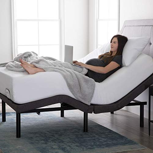 Lucid L300 Bed Base 5 Minute Assembly Adjustable Twin Xl