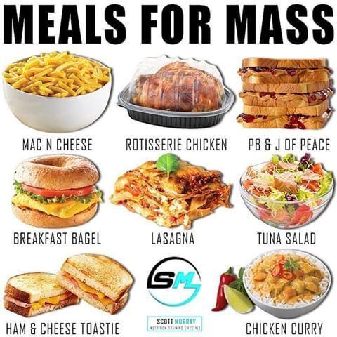 5-Mahlzeiten-Diät, um Muskelmasse zu gewinnen