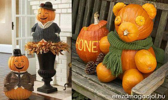 Halloweeni ötletek 2015-ben