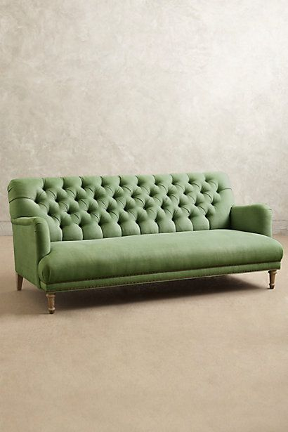 Linen Orianna Sofa - anthropologie.com #anthrofave