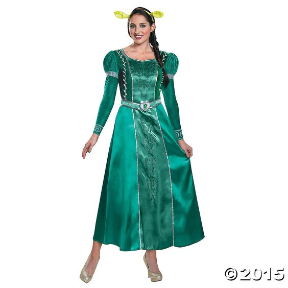 Deluxe Fiona Costume for Women - OrientalTrading.com