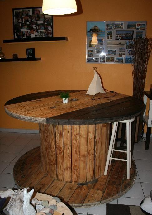 Tutoriel Touret \u003d table de salle à manger () - Femme2decoTV 1,2,3