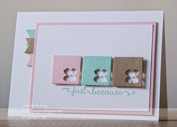 Happy Stampin´ : Stampin' Up! - Just Because: