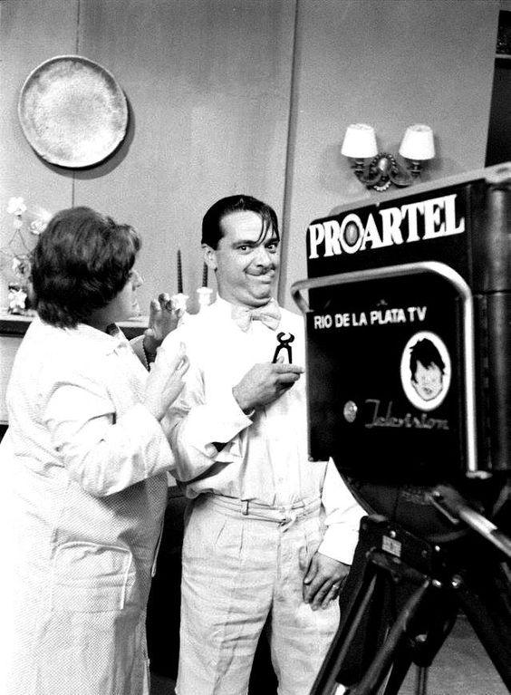 Julio De Grazia, CANAL 13, Buenos Aires, década del 60.