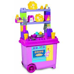 MEGA Bloks Build 'n Play Kitchenette