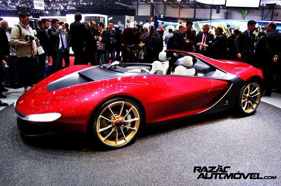 Sergio Pininfarina Concept | Salão Internacional do Automóvel de Genebra 2013 / Geneva Motor Show 2013