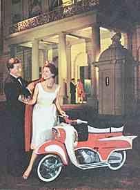 Werbung/ Bilder 1961