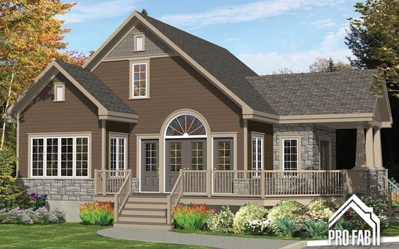 Hirondelle constructeur maison maison usin e maison pr fabriqu e pro fab dream house - Maison prefab ...
