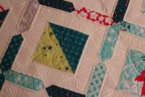 quilt by QuiltDad and MQed by me