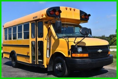 2007 Chevrolet Express Duramax Diesel Mini School Bus Used Buses For Sale At Link School Passenger Used Buses For Sale School Bus For Sale Buses For Sale