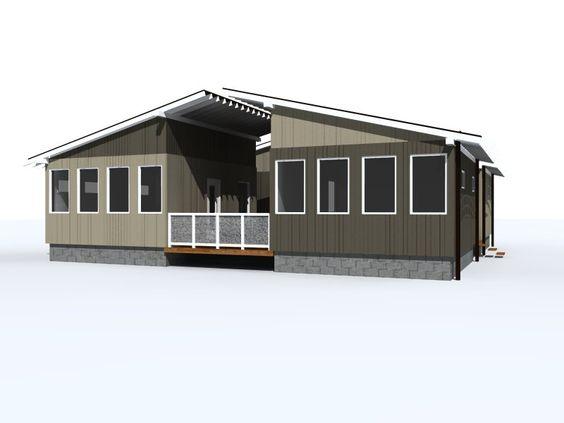 Duplex home no link duplex multi family abodes for Quad home plans