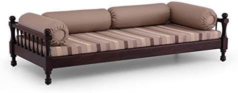 Ekbote Furniture Iso 02 Three Seater Sofa Matt Finish Brown Amazon In Home Kitchen In 2020 Three Seater Sofa Living Room Furniture Online Furniture