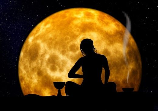 Full Moon Spells Positivity During The Moon Phase What Is Meditation Witchcraft For Beginners Meditation