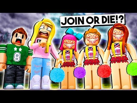We Were Forced To Join The Cheerleading Team Roblox W Jelly Youtube Roblox Cheerleading Team Roblox 2006
