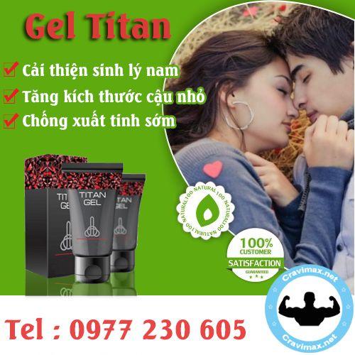 Sản phẩm cần bán: Nam giới có nên dùng gel titan không | Trị yếu sinh lý 2018 4b1c95cddfa7a54e2522feeb36351534