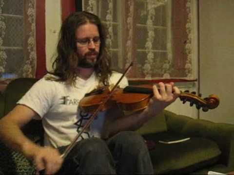 "Hardanger fiddle or hardingfele--the song is a Norwegian fiddle tune called ""Fanten."""